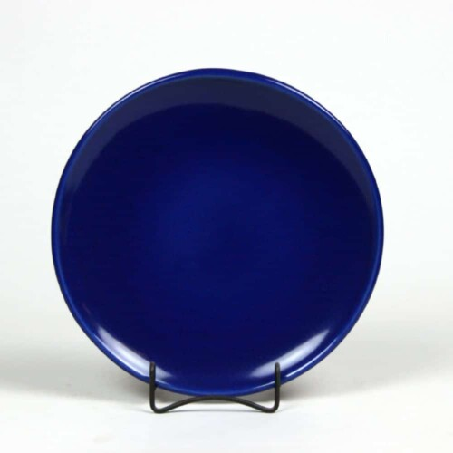 American Blue Coupe Dinner Plate
