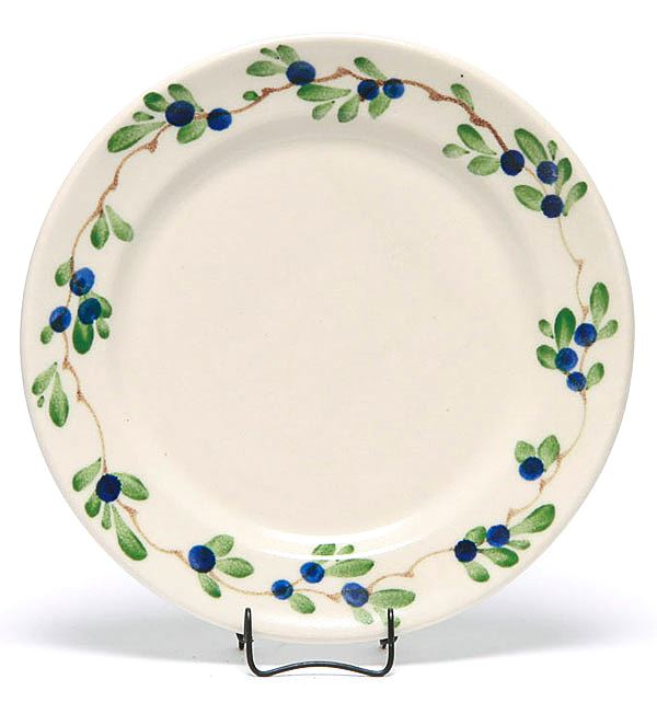 Blueberry Classic Dinner Plate