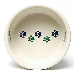 Walking Paws Large Cool Pet Bowl