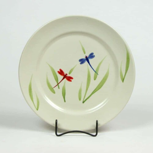 Dragonfly Classic Dinner Plate