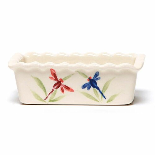 Dragonfly Small Loaf Pan