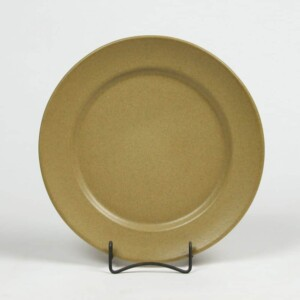 Go Green Earthware Classic Dinner Plate
