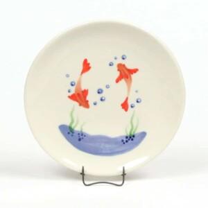Goldfish Child's Plate