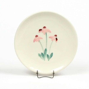 Ladybug Child's Plate