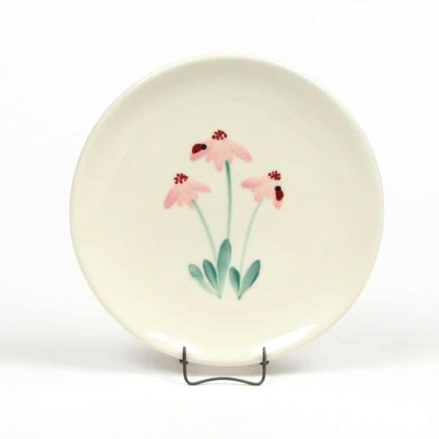 ladybug-child-s-plate