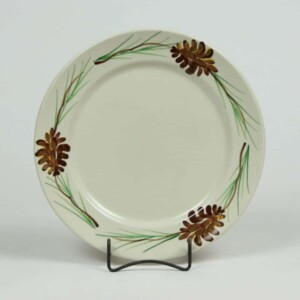 Pinecone Classic Dinner Plate