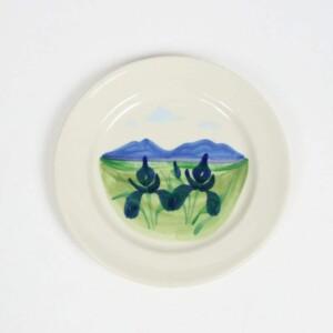Summer Peaks Classic Salad Plate