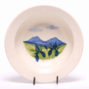 Summer Peaks Classic/Coupe Soup Bowl