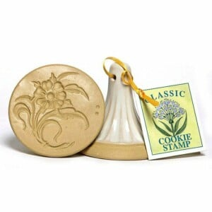 Woodland Flower Cookie Stamp
