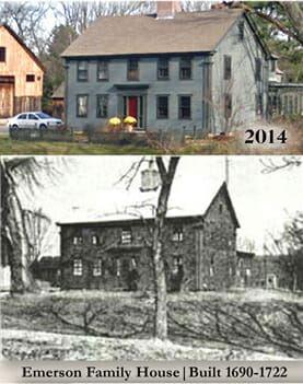 History of Emerson Creek