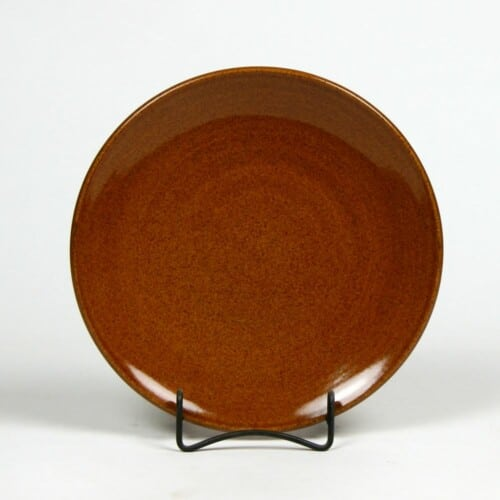 Copper Clay Craftline Salad Plate