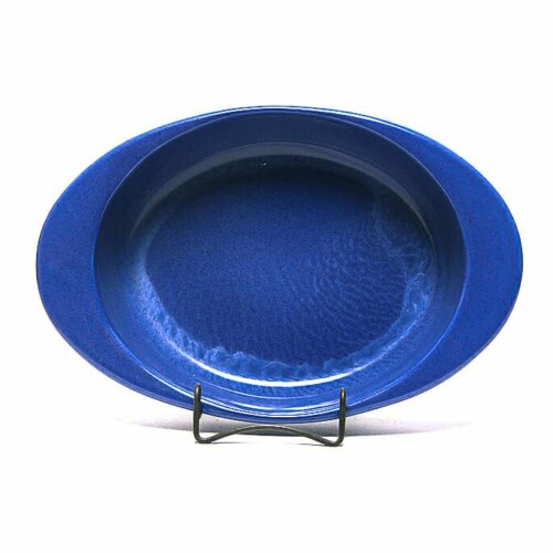 American Blue Large Casserole Dish