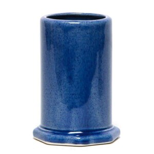 American Blue Toothbrush Holder