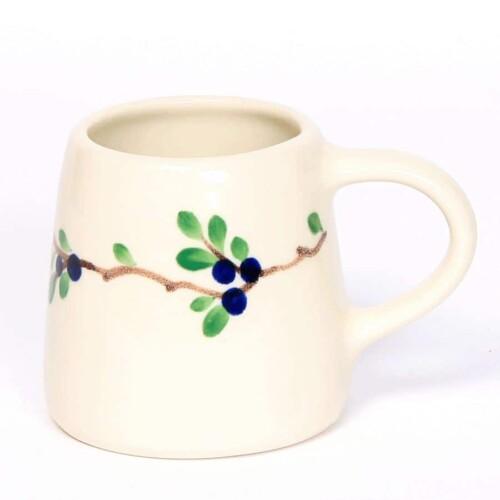 Blueberry Classic Mug