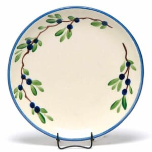 Blueberry Coupe Salad Plate