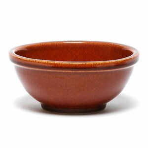 Copper Clay Cereal Bowl