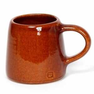 Copper Clay Classic Mug