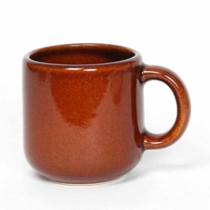 Copper Clay Signature Mug