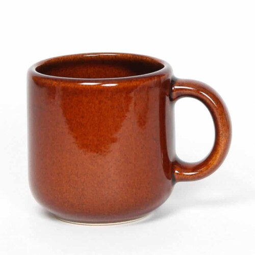 Copper Clay Signature Mug