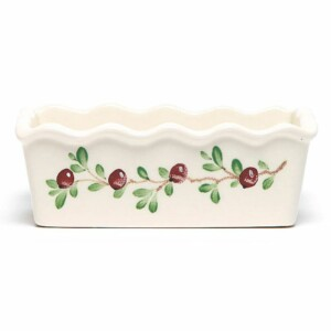 Cranberry Large Loaf Pan