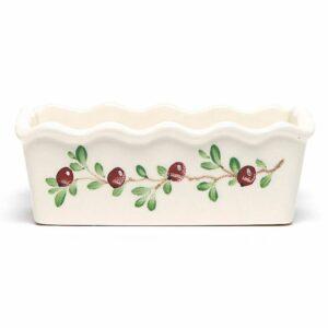 Cranberry Large Loaf Pan