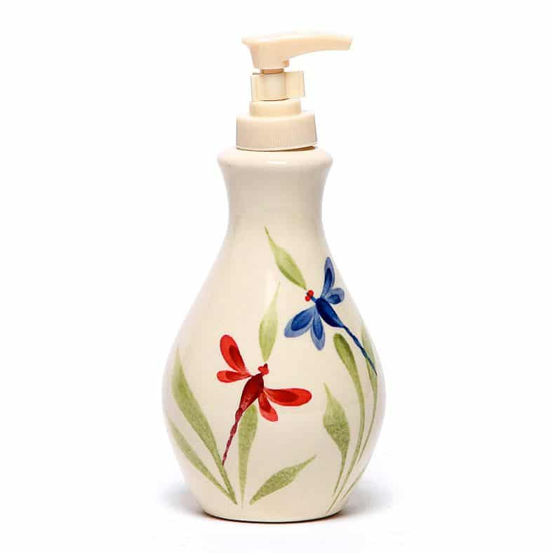 Dragonfly Soap/Lotion Bottle