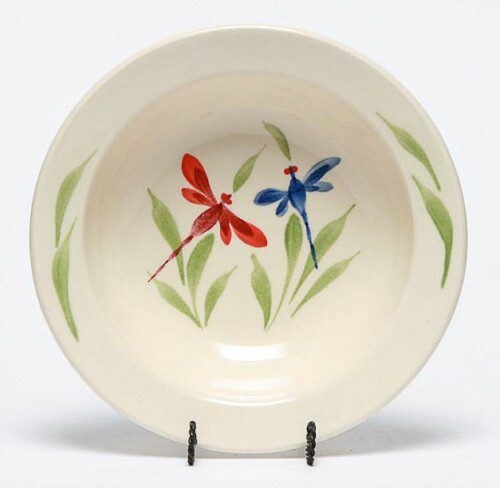 Dragonfly Classic/Coupe Soup Bowl