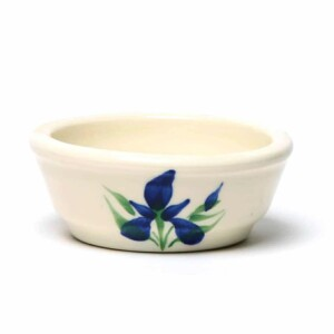 Field of Iris Ramekin