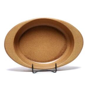 Go Green Earthware Large Casserole Dish
