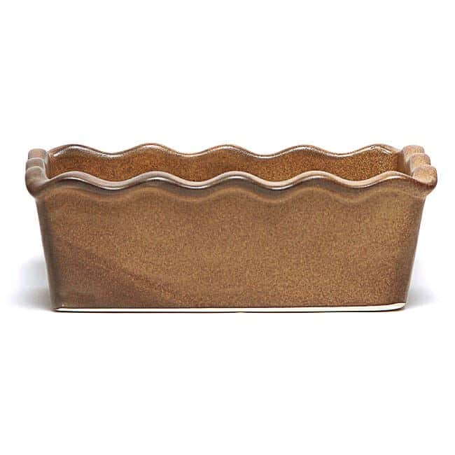 Go Green Earthware Large Loaf Pan