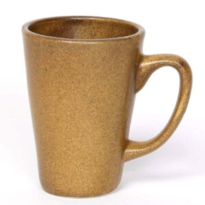 Go Green Earthware Latte Mug