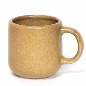Go Green Earthware Signature Mug
