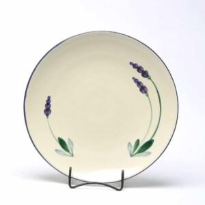 Lavender Craftline Dinner Plate
