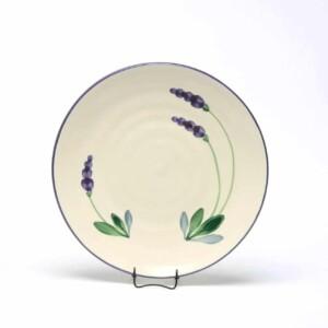 Lavender Craftline Salad Plate