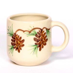 Pinecone Signature Mug