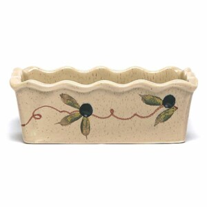 Tuscan Olive Large Loaf Pan