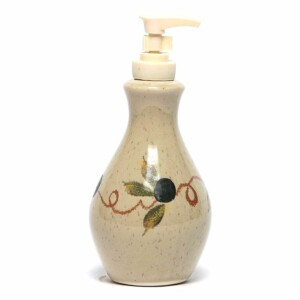 Tuscan Olive Soap/Lotion Bottle