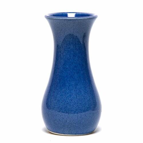 American Blue Bouquet Vase