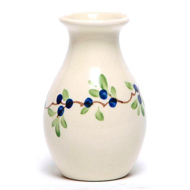 Blueberry Bud Vase