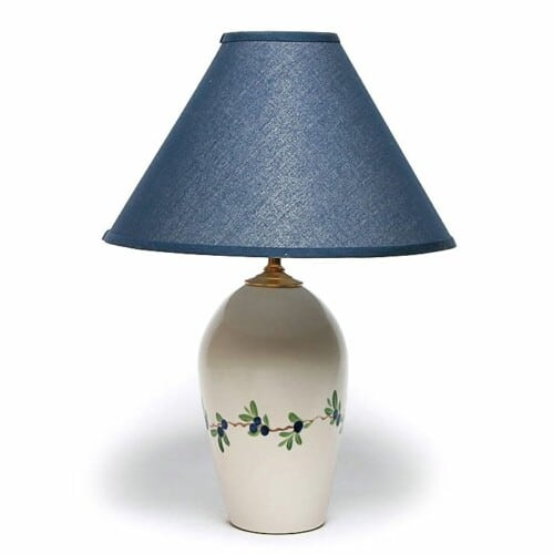 Blueberry Large Lamp
