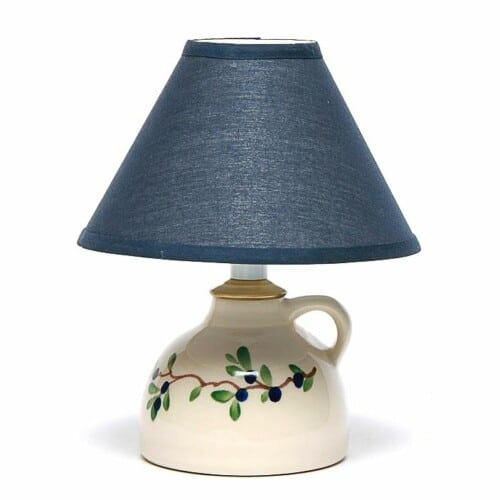 Blueberry Small Lamp