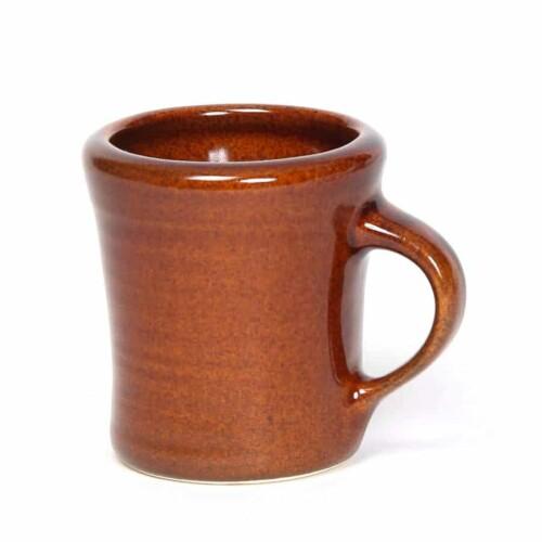 Copper Clay Heritage Mug
