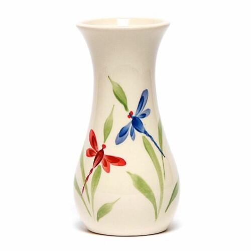 Dragonfly Bouquet Vase