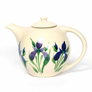 Field of Iris Teapot