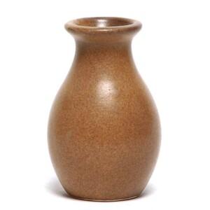 Go Green Earthware Bud Vase