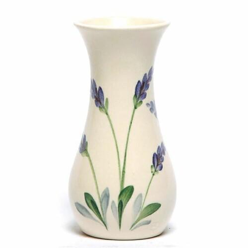 Lavender Bouquet Vase