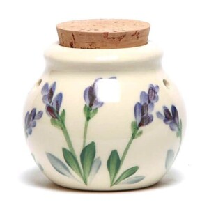 Lavender Garlic Keeper