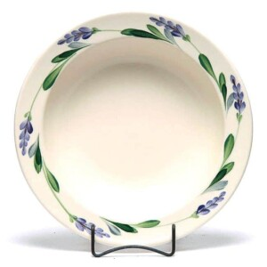 Lavender Large Serving Bowl