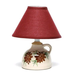 Pinecone Small Lamp