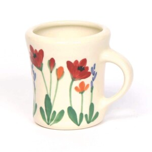 Red Poppy Heritage Mug